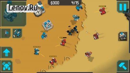 MechCom 3 - 3D RTS v 1.03 (Mod Money)