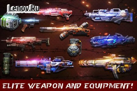 Final Duty: Zombie Nation v 2.1 Мод (Weak/Disarmed Enemies & More)
