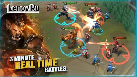 Champions Destiny v 3.1.3 Мод (Radar Hack)