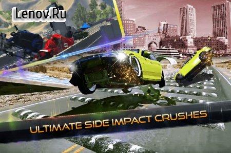 100 Speed Bump Cross Road Challenge Speed Breaker v 1.1 (Mod Money)