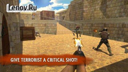 SWAT Counter Terrorist Gun War v 1.0.2 (Mod Money)