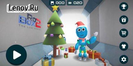 Robo X v 1.2 Мод (Free Shopping)