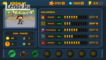 Elite Team vs Zombies v 2.3 (Mod Money)