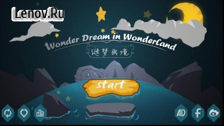 Wonder Dream In Wonderland-can you escape? v 7 (Mod Money)