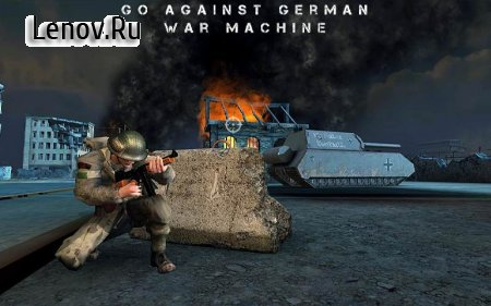 Rules of World War 2 v 1.0.3 Мод (Character Invincible)