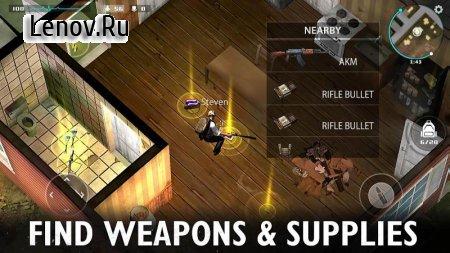 Last Fire Survival: Battleground (обновлено v 1.3.0) Мод (много денег)