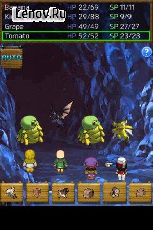 DungeonRPG Craftsmen adventure v 2.3.3 Мод (Unlimited Golds)