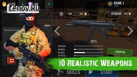 Zombie Shooter Hell 4 Survival v 1.47 (Mod Money)