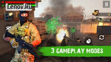 Zombie Shooter Hell 4 Survival v 1.50 (Mod Money)