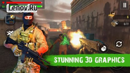 Zombie Shooter Hell 4 Survival v 1.57 (Mod Money)