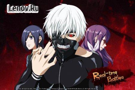 Tokyo Ghoul: Dark War v 1.2.7 Мод (High Skill DmG/No Skill CD)