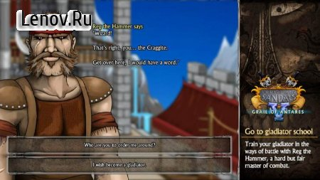 Swords and Sandals 5 Redux v 1.3.0 Мод (Unlocked)