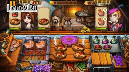 Cooking Witch v 3.2.3 (Mod Money)