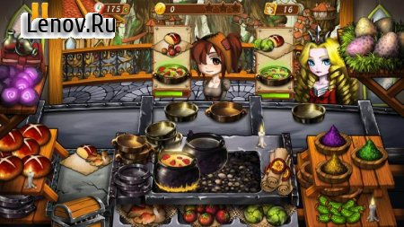 Cooking Witch v 3.0.6 (Mod Money)