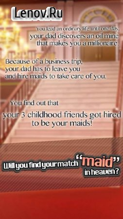 My Maid Girlfriend: Romance You Choose v 1.0.0 Мод (Unlocked)