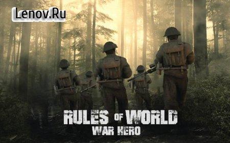 Rules of World war hero v 1.0 (Mod Money/Unlocked)