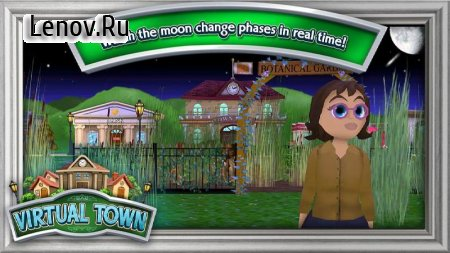 Virtual Town v 0.7.14 (Mod Money & More)