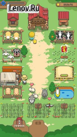 Tiny Pixel Farm v 1.4.5 (Mod Money)