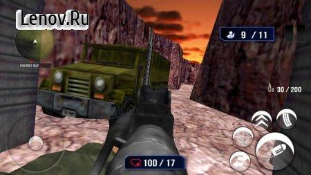 Commando Survival Wars 3D v 1.02 Мод (Unlocked)