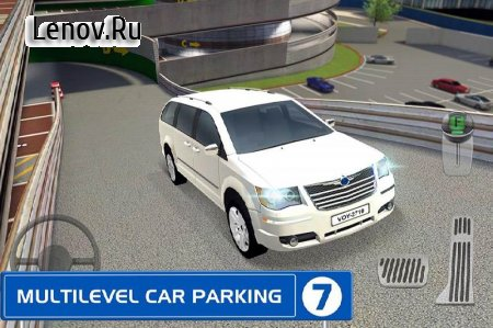Multi Level 7 Car Parking Simulator v 1.1 (Mod Money)