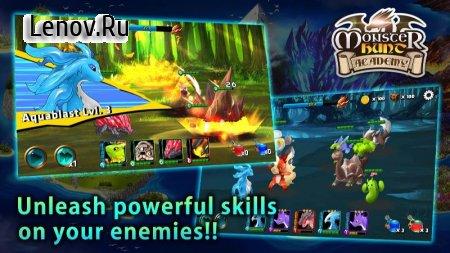 Monster Hunt Academy (обновлено v 1.3.0) Мод (Weak enemy)