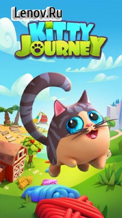 Kitty Journey v 1.25 Мод (Infinite Lives/Coins)