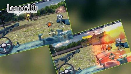 3D Tank Attack War v 1.2 Мод (Unlocked)
