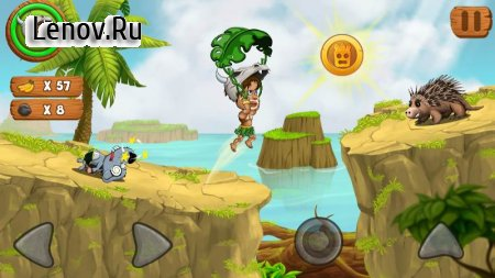 Jungle Adventures 2 v 47.0.26.15 Mod (Unlimited Bananas)