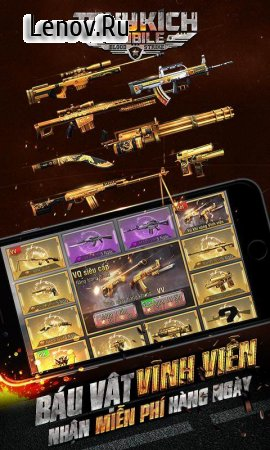 Truy Kich Mobile - 8vs8 v 1.9.9 Мод (Automatic Shooting/Application to fire on the enemy)