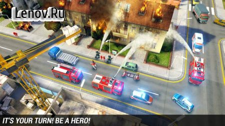 EMERGENCY HQ - free rescue strategy game v 1.6.03