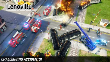EMERGENCY HQ - free rescue strategy game v 1.5.02