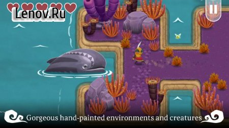 Legend of the Skyfish v 1.4.1 Мод (Unlock All Items/Level)