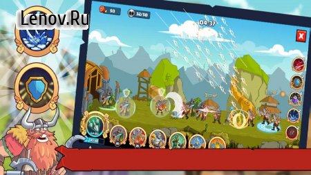 Kingdom Defense: Castle War TD v 2.6 Мод (Unlimited gold/Ads-free)