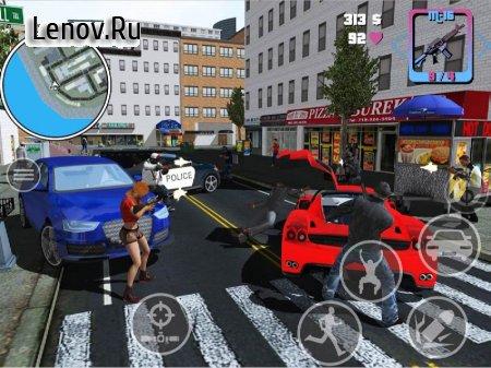Crime Wars Island v 1.51 (Mod Money)