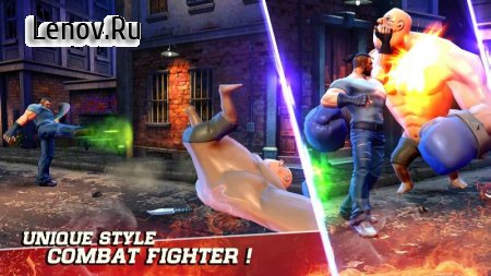 Street Fighting Kung Fu Fighter v 1.1.2 Мод (Role Invincible)