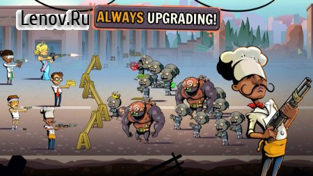 Reload: The Z-Team v 1.5.7 Мод (Hit the button kill em all)