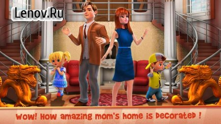 Virtual Mom Home Decor v 1.4 (Mod Money)