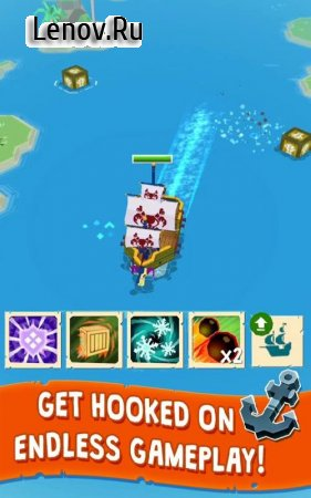 Holy Ship! – Idle RPG Battle & Loot Game v 1.0.82 (Mod Money)