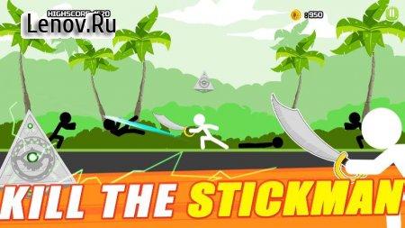 Stickman fighter Epic battle 2 v 13 (Mod Money)