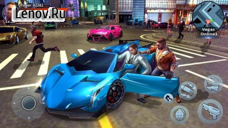 Auto Theft Gangsters v 1.18 Мод (Always critical/Skills no cool down)