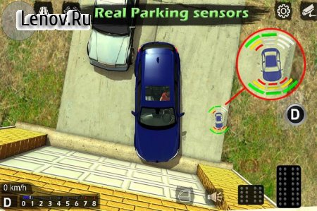 Manual gearbox Car parking v 3.9.4 (Mod Money)