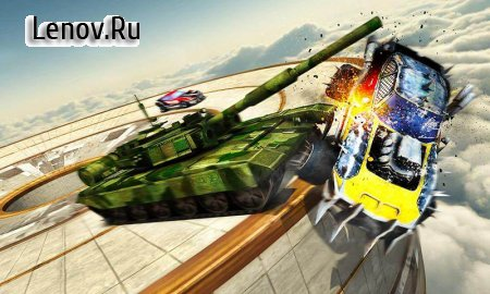 Whirlpool Demolition Derby Tank War Hero v 1.0 (Mod Money)