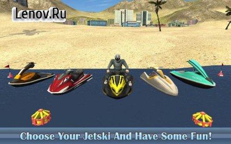 Jetski Water Racing: Riptide X v 1.4 Мод (Free Shopping)
