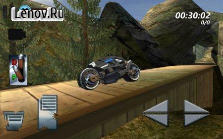 Sci Fi Bike Hill Racer 2017 v 1.4 Мод (Free Shopping)