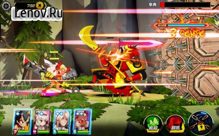 Attack Heroes v 1.1.0 Мод (Gold and Soul)