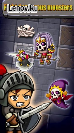 Dungeon Knights v 1.30 (Mod Money)