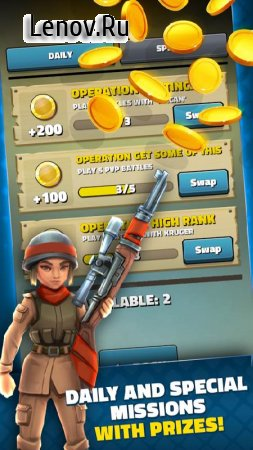 The Warland v 1.2 Мод (No Deploy Cost/Unlimited Bomb Use)