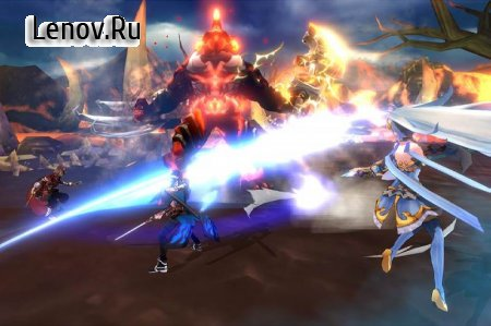 Dawn Break: The Flaming Emperor v 1.0.69960 (Invincible/High Damage/Mod Menu)