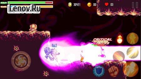 Battle Of Super Saiyan 2 v 1.1.0 (Mod Money)