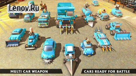 Real Car Crash Simulator v 1.0.1 Мод (Free Shopping)